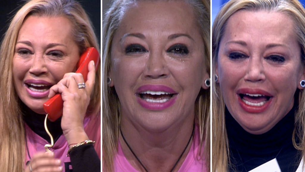 Kiko Rivera e Irene no son los únicos: Belén Esteban lloró lo más grande por Andrea en 'GH VIP 3'