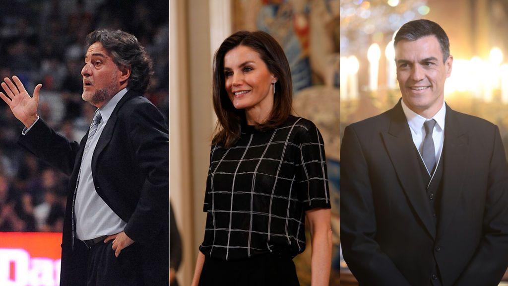El salto al poder del Estudiantes: La Reina Letizia, Pedro Sánchez y ahora Pepu Hernández