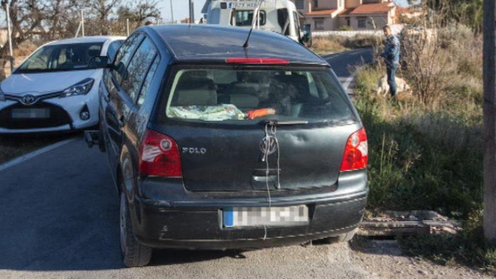 La amiga con la que hablaba por teléfono la mujer atropellada por su coche en Alicante dio la voz de alarma