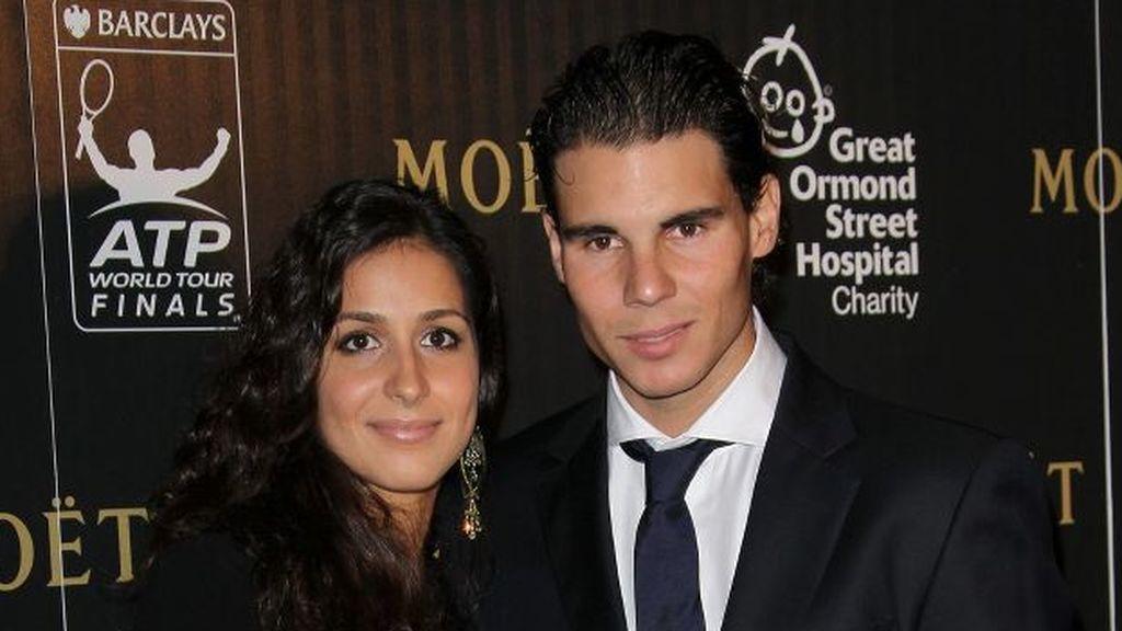 Catorce años de novios y en mayo se casan: la relación de Nadal y Xisca Perelló