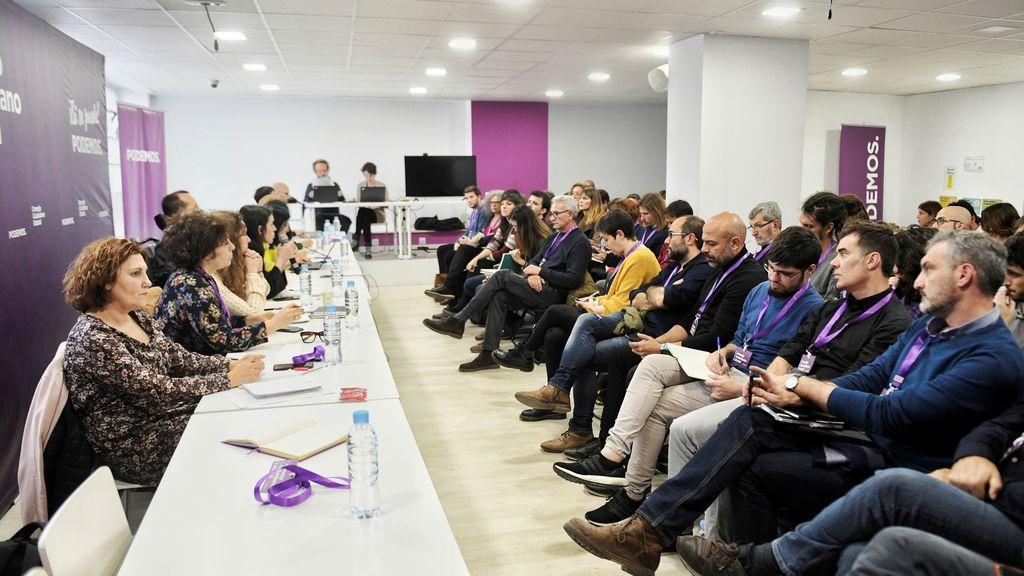 Podemos finaliza su Consejo Ciudadano con la idea de que la confluencia con Errejón se decida desde Madrid