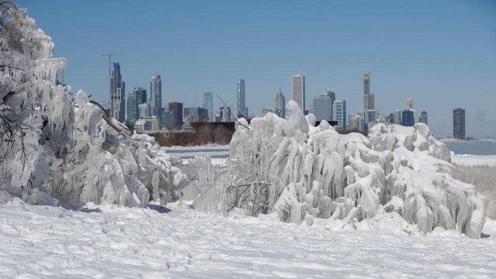 El vórtice polar deja ocho muertos ya en EEUU y temperaturas de -40 grados