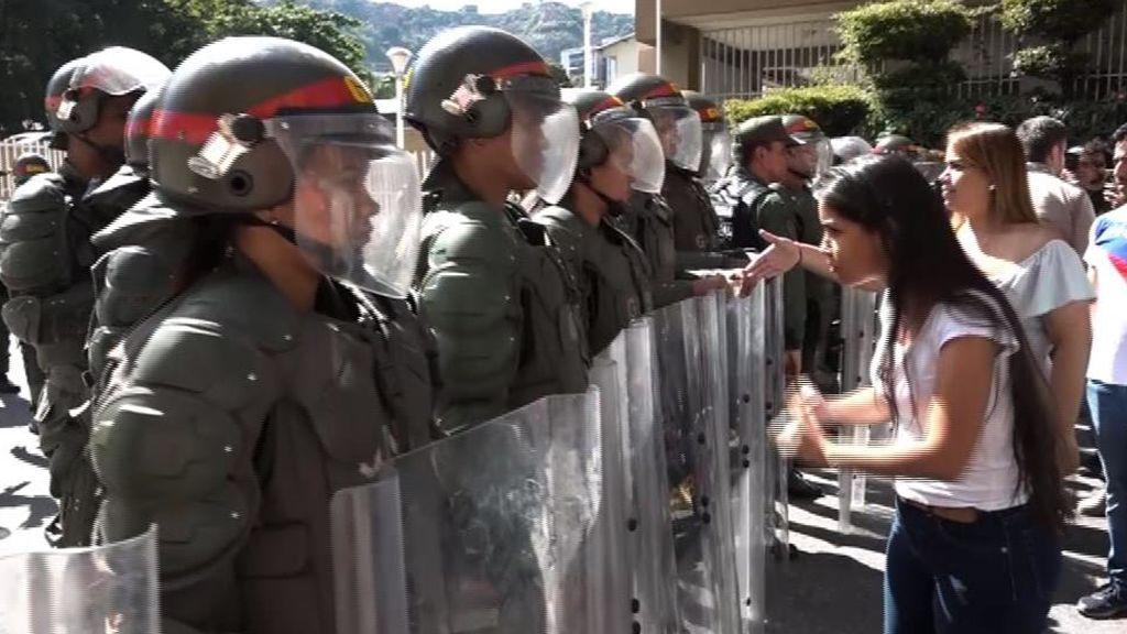 La respuesta del ejército, clave para el futuro de Venezuela