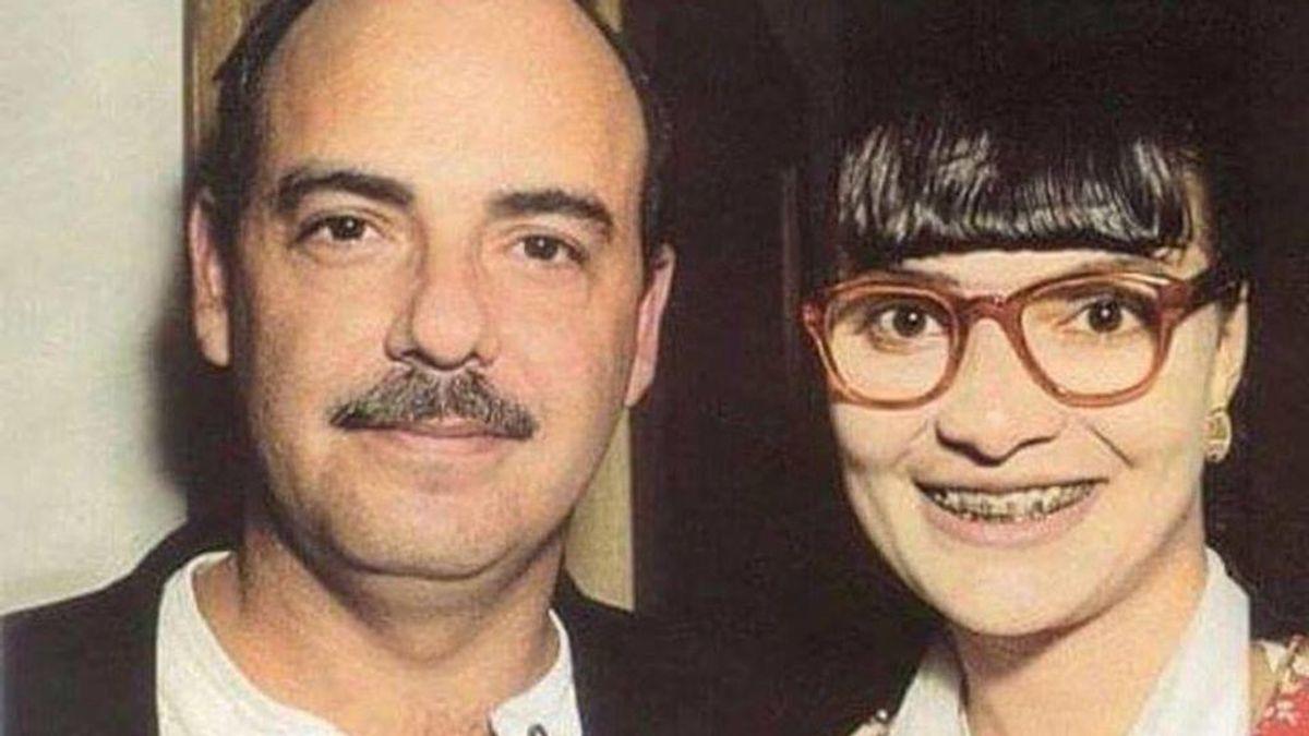 Fernando Gaitán y Ana María Orozco, creador y protagonista de 'Yo soy Betty, la fea'.