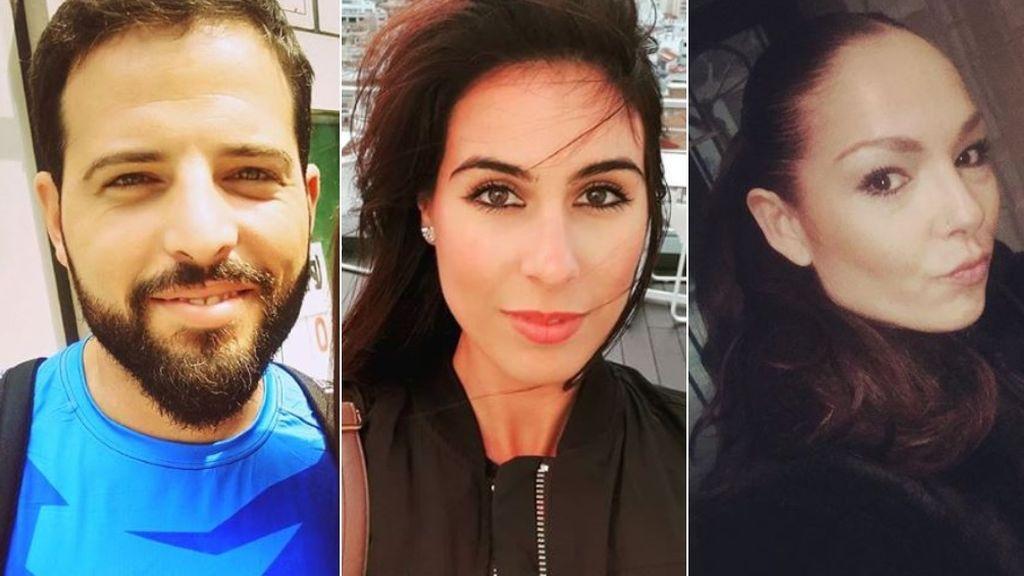 Indhira, Gema Zafra y Siscu se reencuentran y reviven el espíritu de 'Gran Hermano'