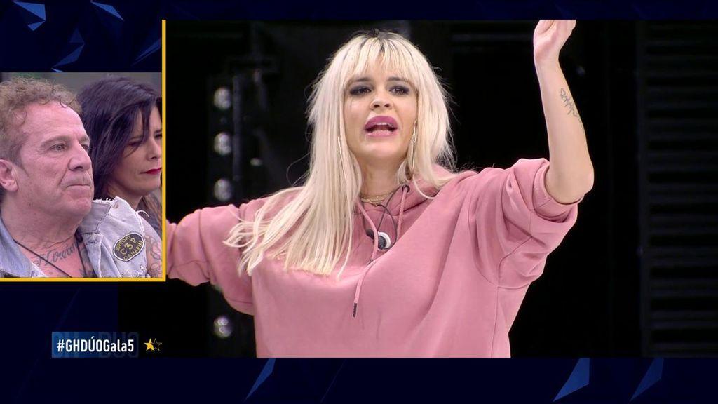 Ylenia y Fortu piden perdón en directo después de una fuerte discusión