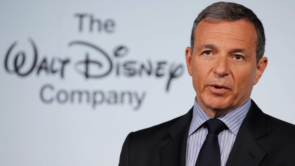 Bob Iger, presidente y CEO de Disney.