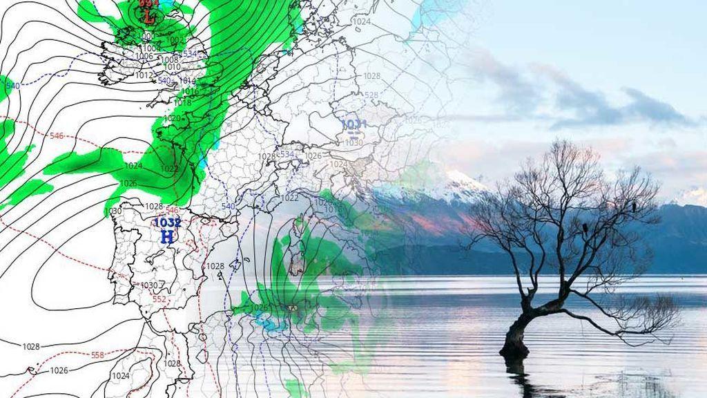 Tregua la semana que viene: el anticiclón se impone con tiempo estable y seco