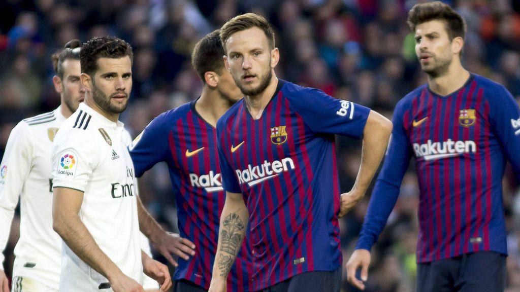 Betis - Valencia y Clásico  , en semifinales de la Copa del Rey