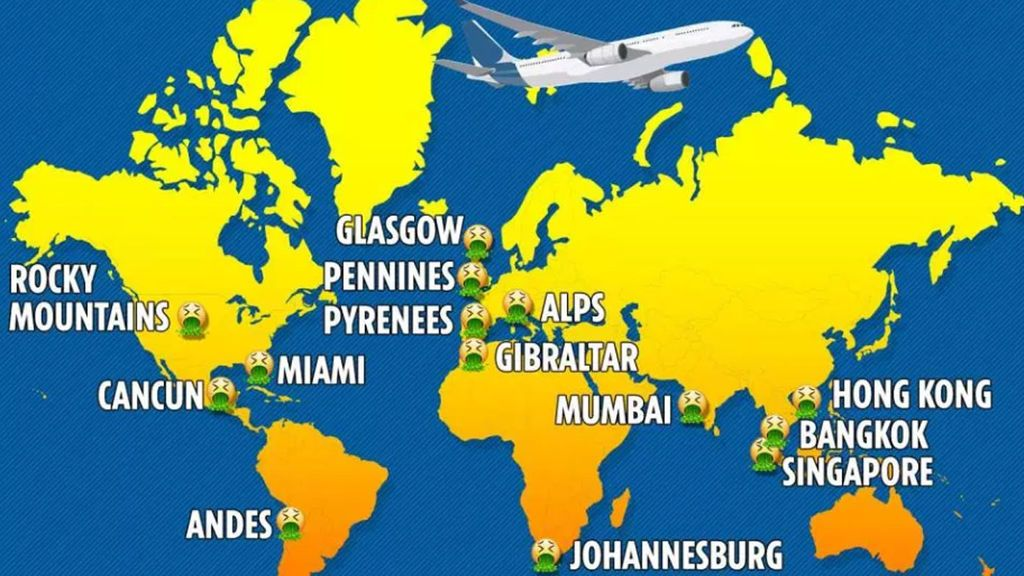 mapa turbulencias