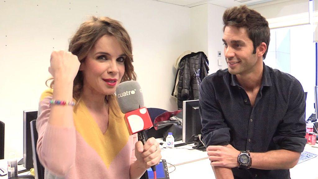 Santi Burgoa será el co-presentador de Cuatro al día