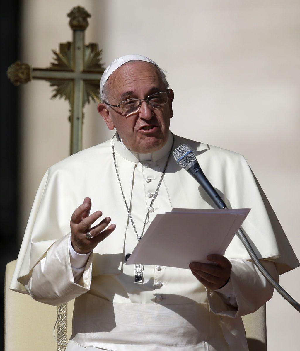 El Papa Francisco se sitúa como el líder con mejor reputación
