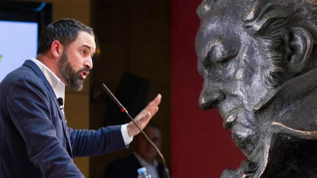 Adivina qué películas podría ver Abascal durante la gala de los Goya