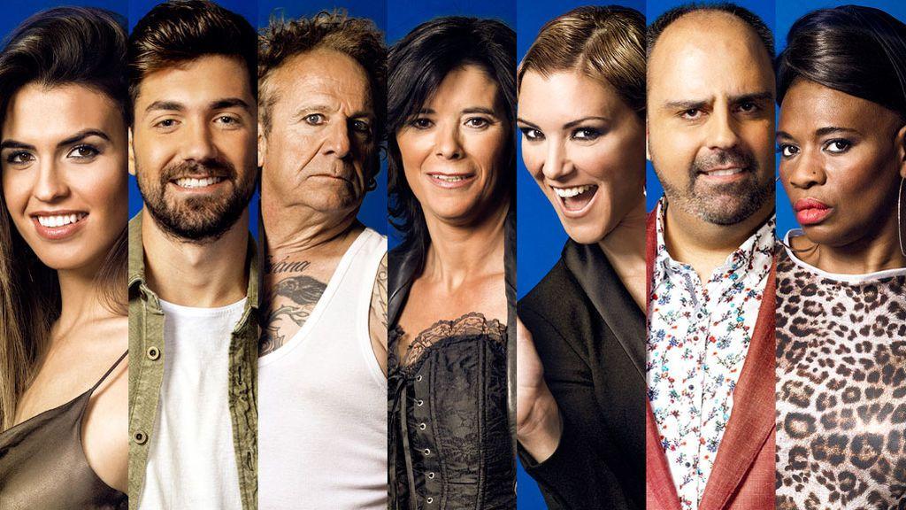 Los nominados de la gala 5 de 'GH DÚO' son Sofía, Alejandro, Fortu, Yoli, Mª Jesús, Julio y Carolina