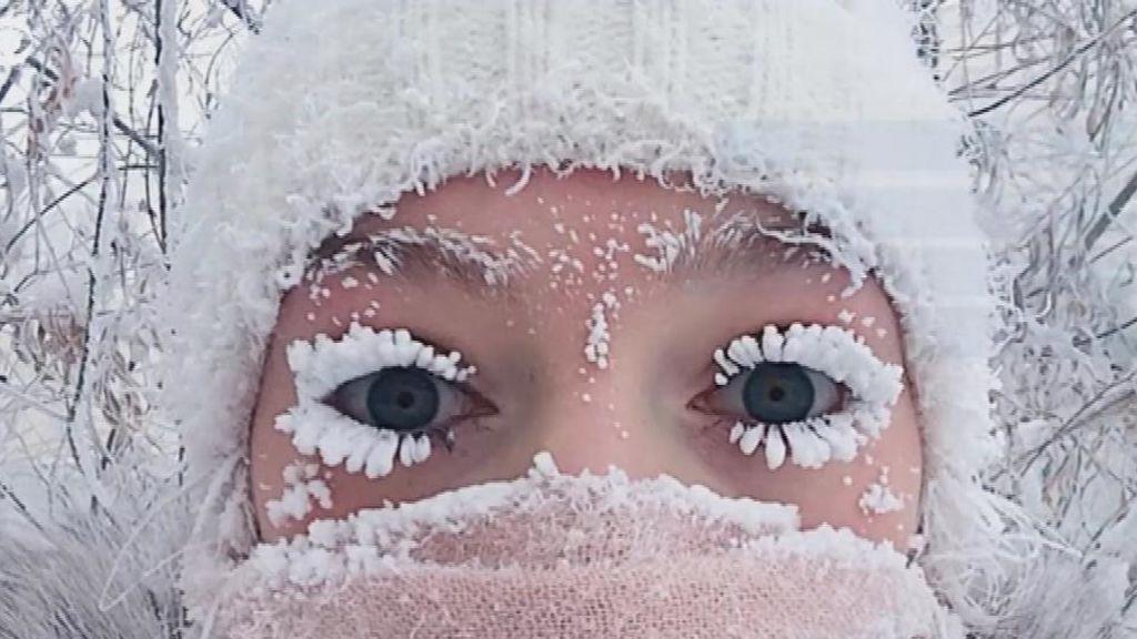 La cara amable del frío en EEUU: las escenas más hilarantes  que no te puedes perder