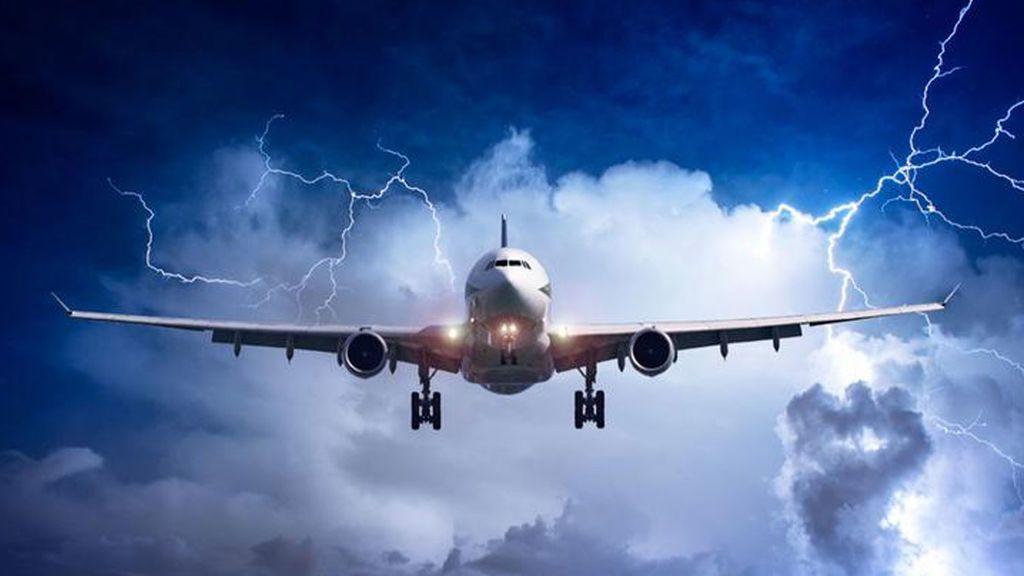 Un piloto publica el mapa de las turbulencias para que sepas lo qué te espera