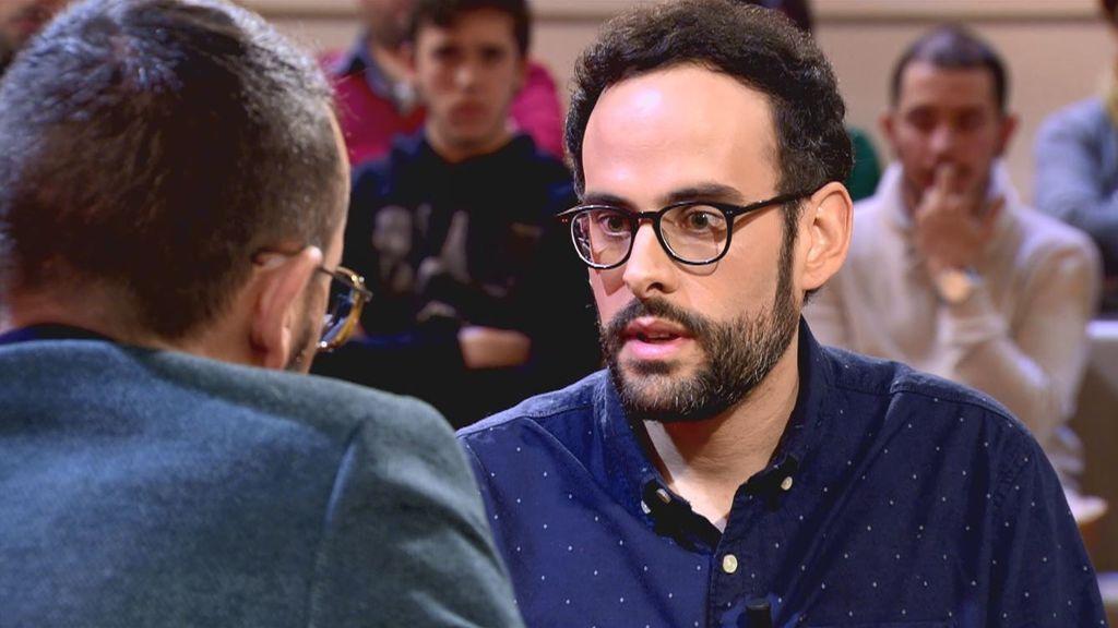 Ramón González no puede olvidar la mirada de uno de los yihadistas
