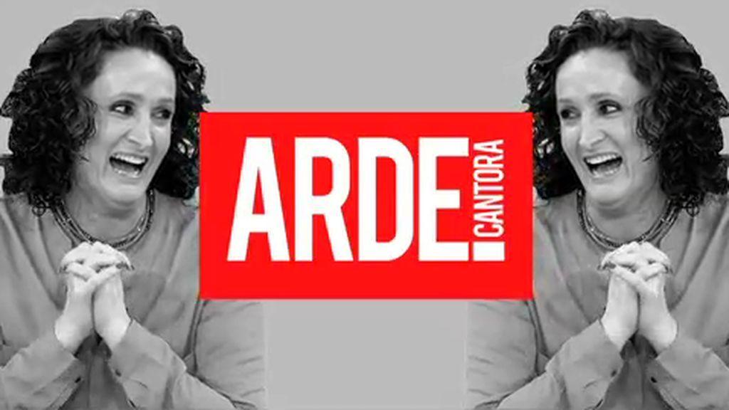 Arde Cantora: Dulce enciende la mecha en el 'Deluxe'