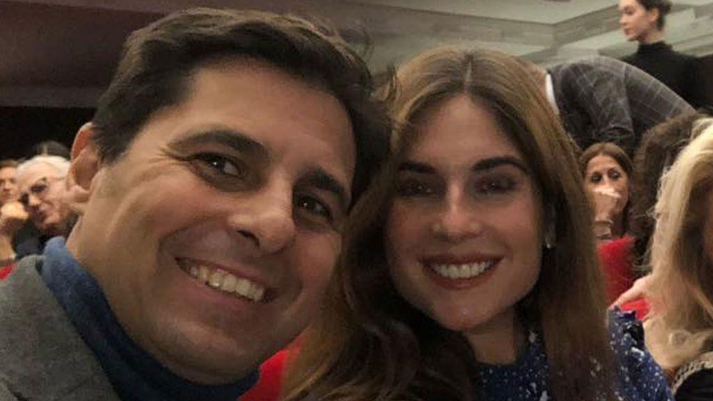 Francisco Rivera y Lourdes Montes se 'escapan' tras ser padres