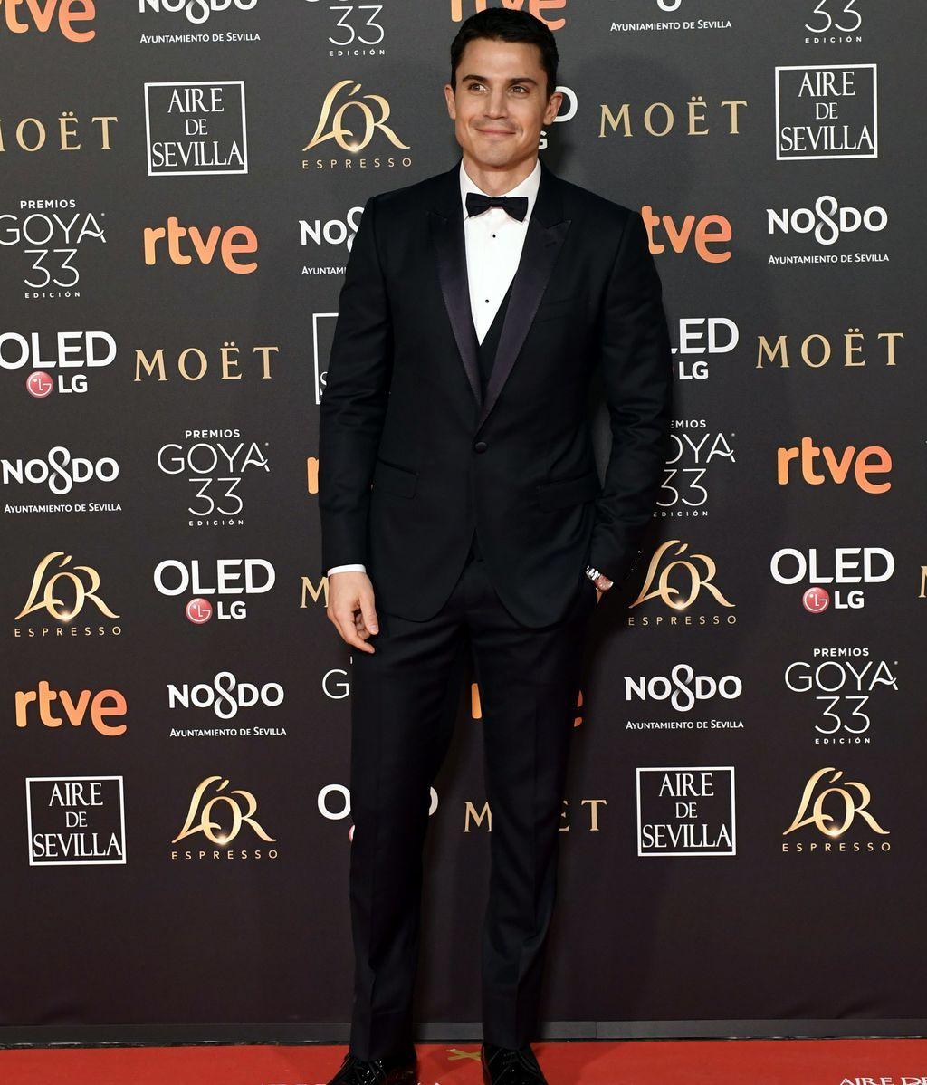 Alex Gonzalez de Dolce & Gabbana