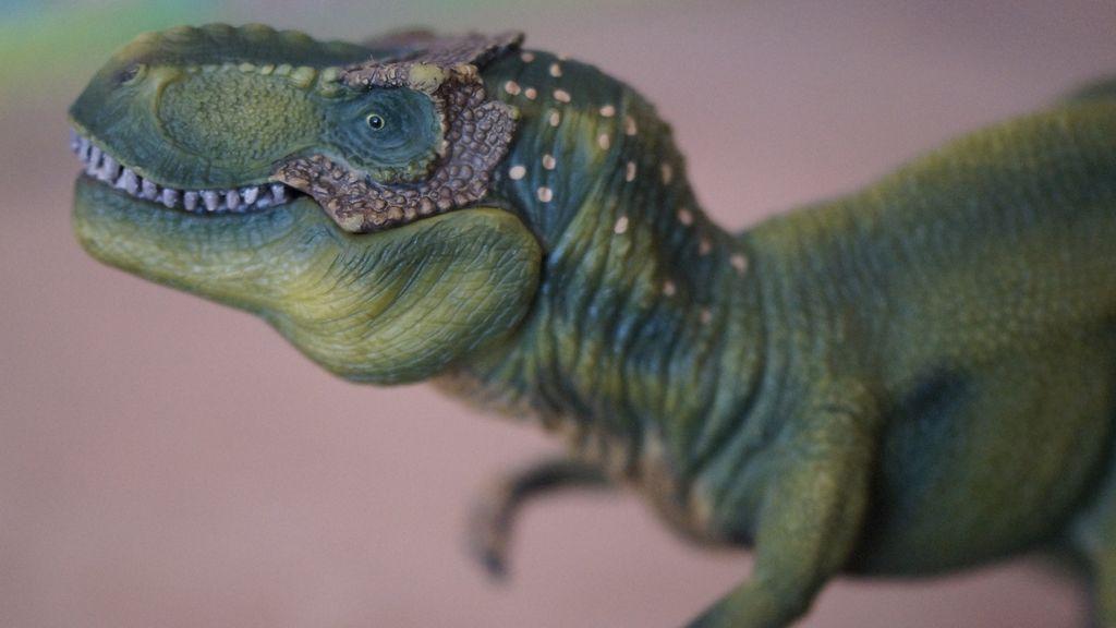 Los niños que sienten pasión por los dinosaurios son más inteligentes