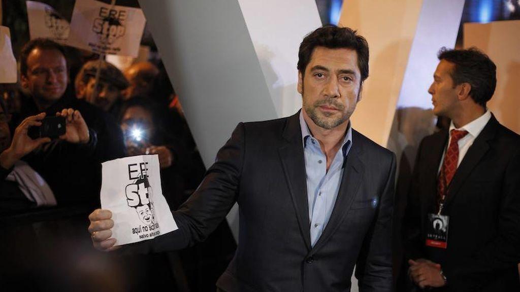 Javier Bardem, el gran ausente de los Premios Goya: los motivos