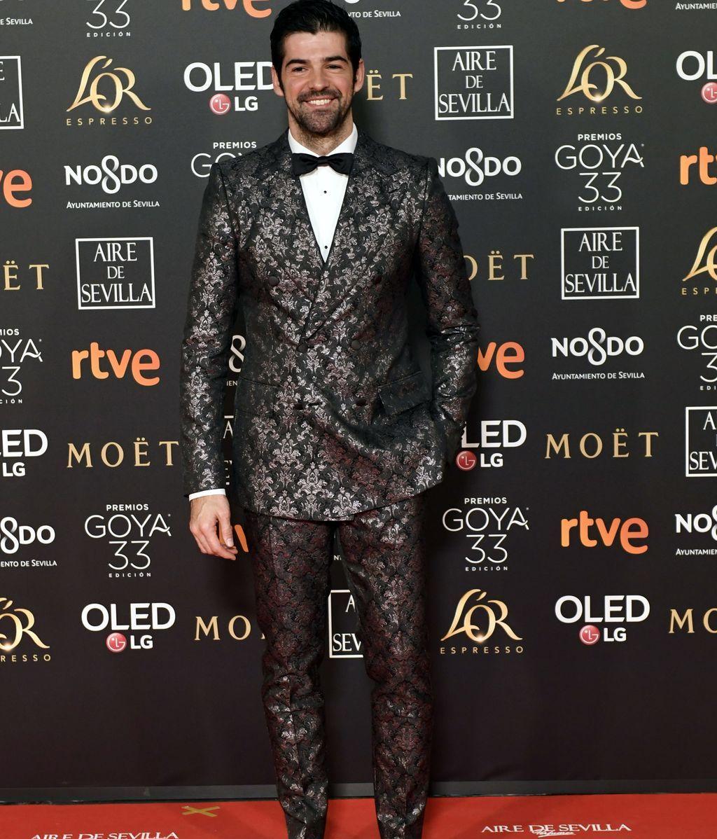 Miguel Angel Muñoz de Dolce & Gabbana