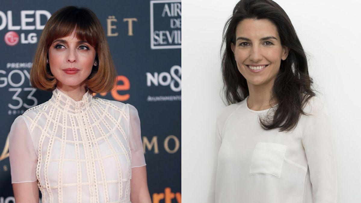 """La presidenta de Vox en Madrid anima a Leticia Dolera a """"dejar de discriminar en el trabajo a las mujeres"""""""