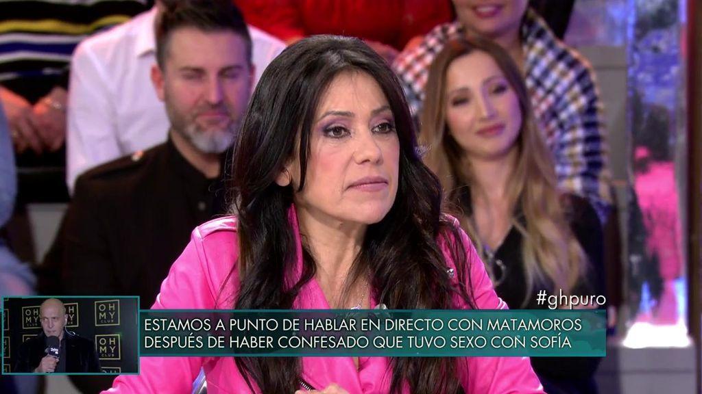 """Maite Galdeano, de su posible nueva ilusión:  """"Carlos Lozano y yo tenemos un café pendiente"""""""