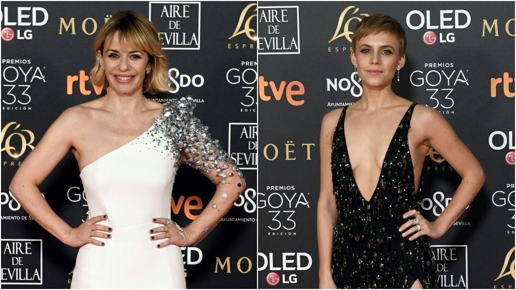 Premios Goya 2019: elige el mejor look de la noche