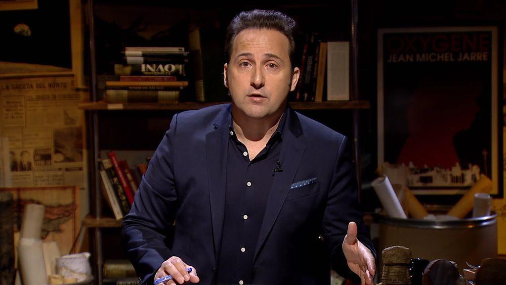 """Iker Jiménez: """"En el proyecto \'Censura\' se cuentan las noticias que ..."""