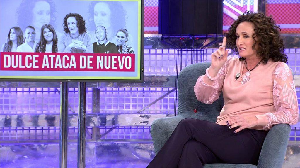 Dulce asegura que Kiko Rivera no quiere a su hermana Isa
