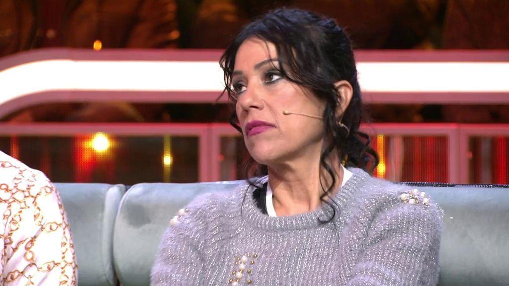 """Maite Galdeano se encara con Kiko Jiménez y todos se le echan encima: """"No sé qué pintas aquí"""""""