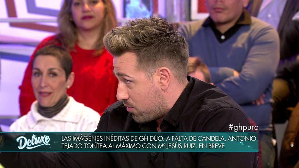 """Nuevos datos del encuentro entre Antonio Tejado y Amor Romeira: """"Hubo sexo oral mutuo"""""""