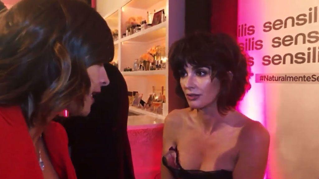 Sandra Barneda nos cuela en el backstage de los Premios Goya 2019