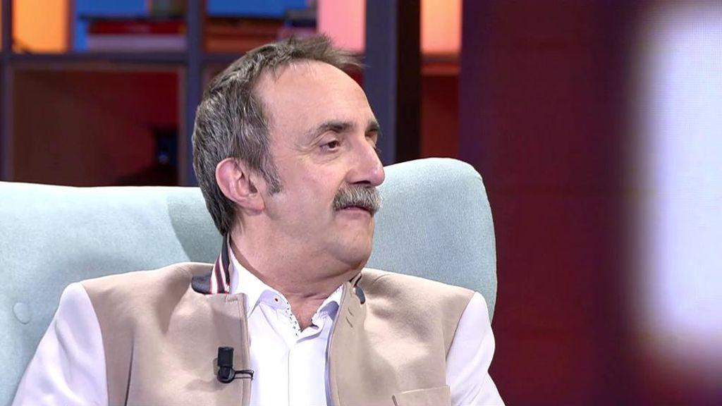 Santi Rodríguez representa un monólogo sobre el infarto que sufrió
