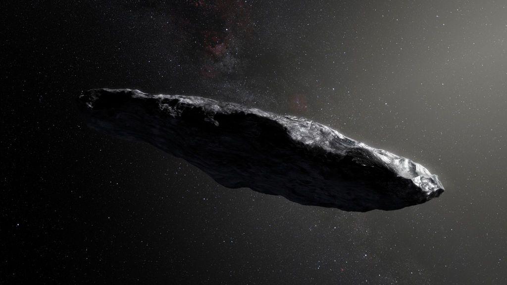 Se acabó el misterio del Oumuamua