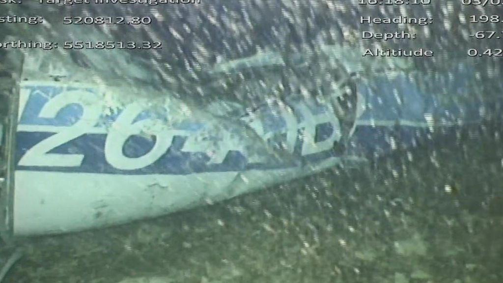 Localizan un cuerpo dentro del avión en el que viajaba Emiliano Sala