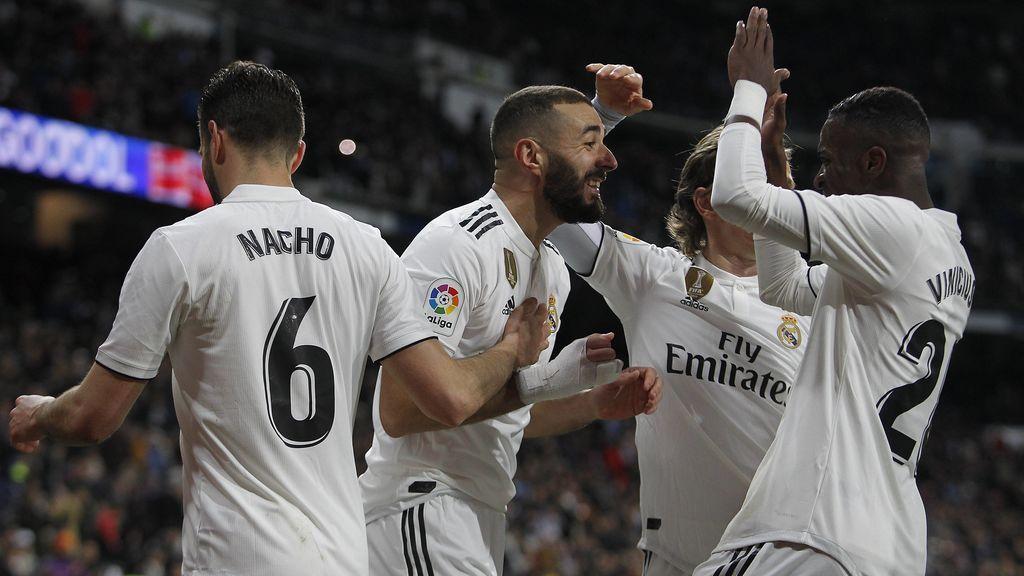 ¿A quién dejarías fuera del once titular en el Camp Nou: Vinicius, Bale, Benzema o Lucas Vázquez?