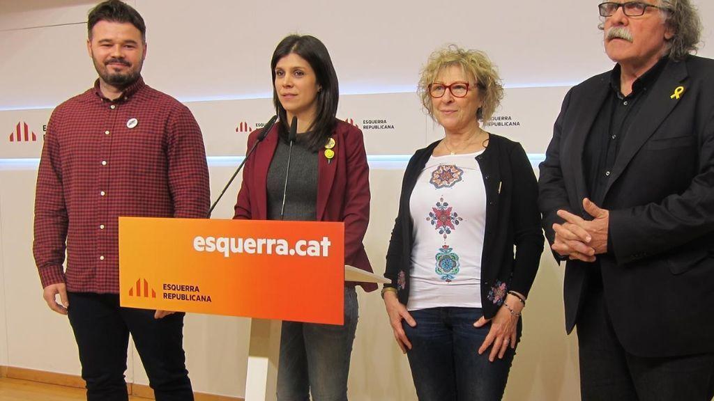 Elecciones a la vista: ERC anuncia una enmienda a la totalidad de los presupuestose