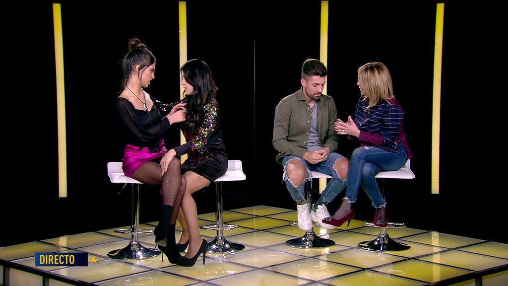 """""""Aquí habéis entrado solos"""": los cuchillos vuelan en el encuentro entre Sofía, Alejandro y sus madres"""