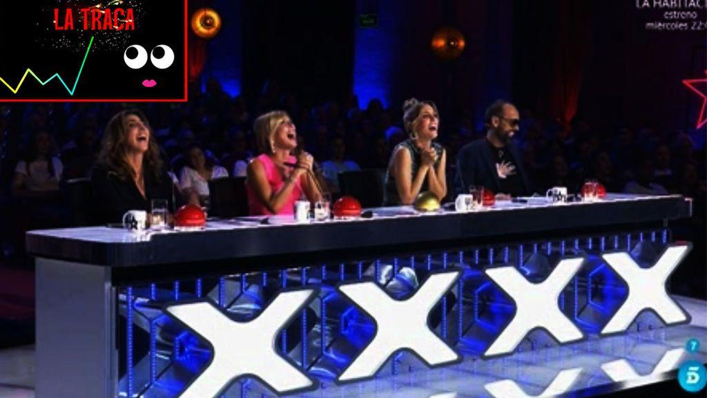 La traca de audiencias de Got Talent (4/2/19): la actuación más vista y emotiva de la noche