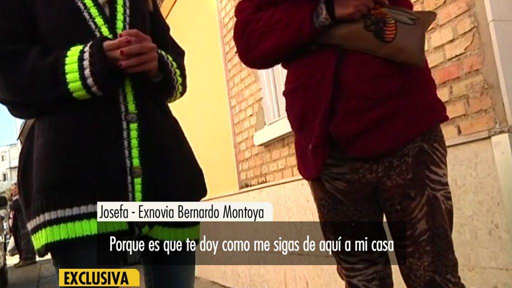 La exnovia del asesino confeso de Laura Luelmo amenaza con pegar a una reportera de 'Ya es mediodía'
