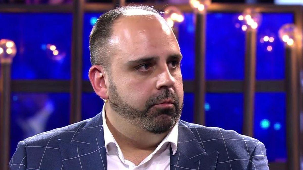 """Julio Ruz pide perdón: """"Lo que he hecho es intolerable"""""""