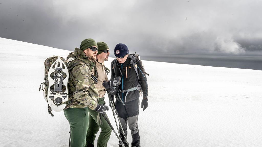 Los españoles que trabajan en la Antártida para conseguir un mundo mejor