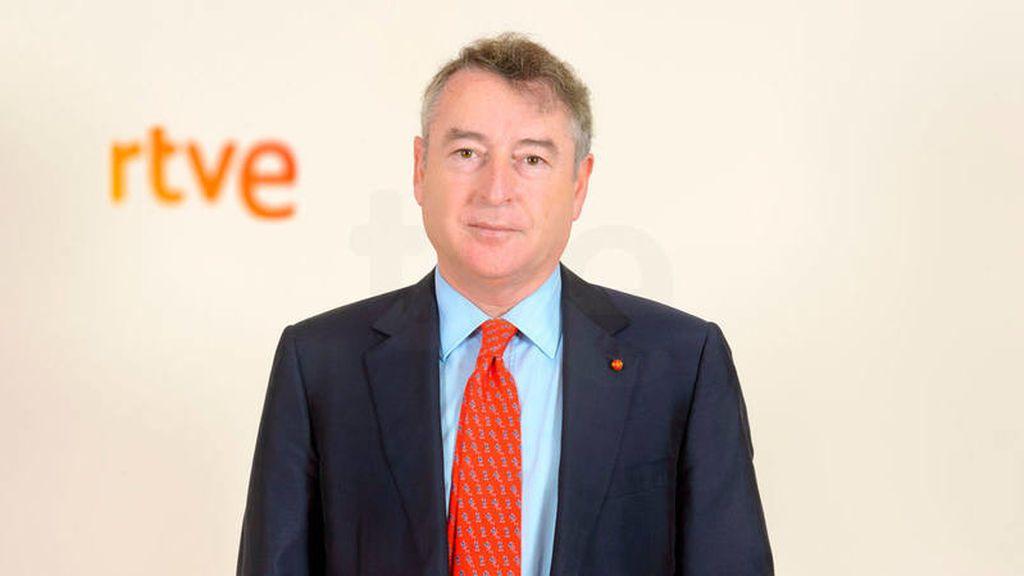 José Antonio Sánchez Domínguez, presidente de RTVE entre 2014 y 2018.