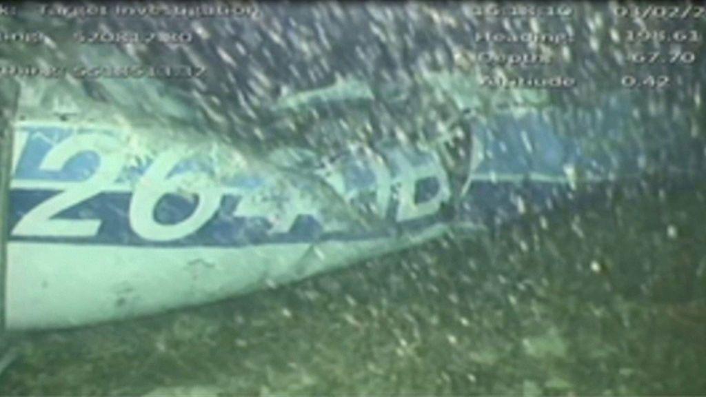 David Mearns, el oceanógrafo que localizó el avión de Emiliano Sala, explica cómo será la recuperación del cuerpo