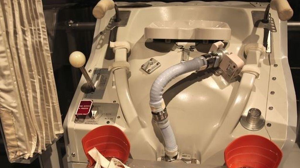 La Estación Espacial Internacional sufre una fuga de 10 litros de agua por culpa de un inodoro