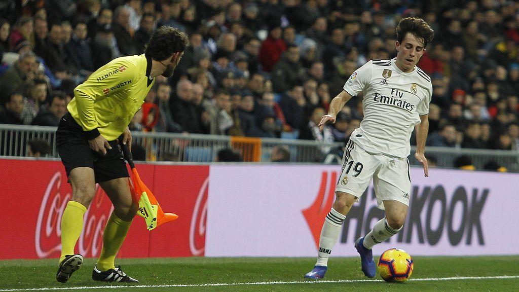 Solari descarta a Odriozola y Brahim para el Clásico del Camp Nou