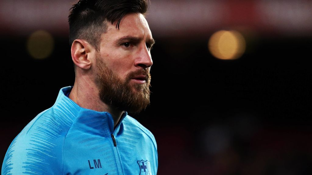 Alineación de Barça y Madrid en el Clásico